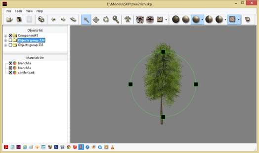 3dbrowser 3D previews