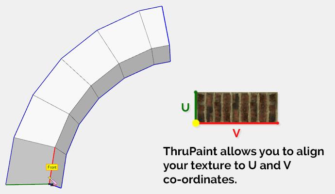 ThruPaint UV picking