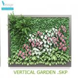 Image for vertical 3d garden