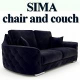Image for SIMA armchair and couch