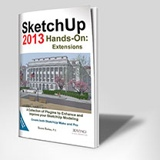 Image for SketchUp 2013 Hands-On: Extensions