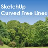 Image for 6 SketchUp Curved Tree Lines