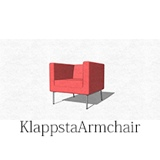 Image for Klappsta Armchair