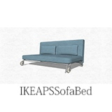Image for IKEA PS Sofa Bed