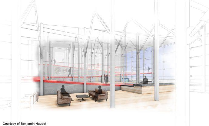 SketchFX Ex Interior Foyer