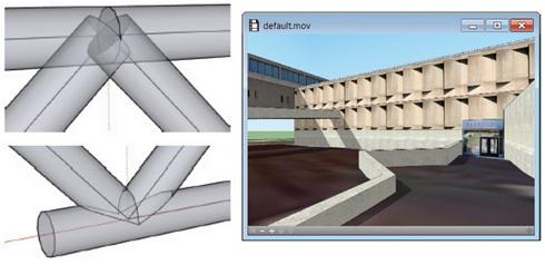 3D panoramas