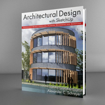 Architecture Design In Sketchup book