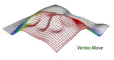 vertex move