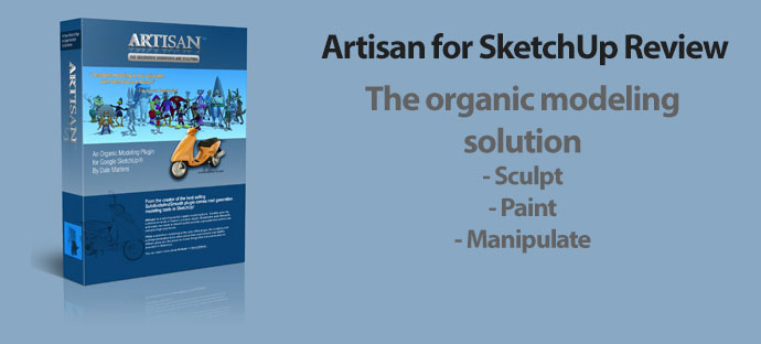 artisan review for sketchup