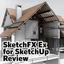 SketchFX Ex for SketchUp