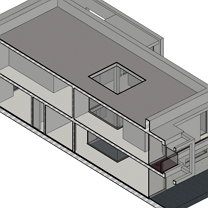 adding faces to section cuts to sketchup