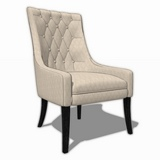 Image for Pamela Tufted Chair